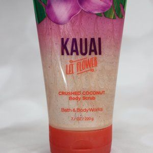 BBW Kauai Crushed Coconut Body Scrub